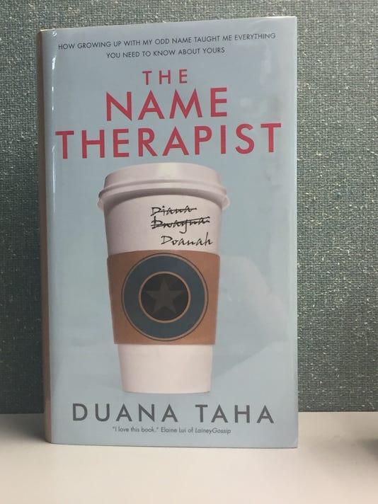 Name Therapist by Duana Taha
