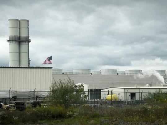 Ironwood Natural Gas plant