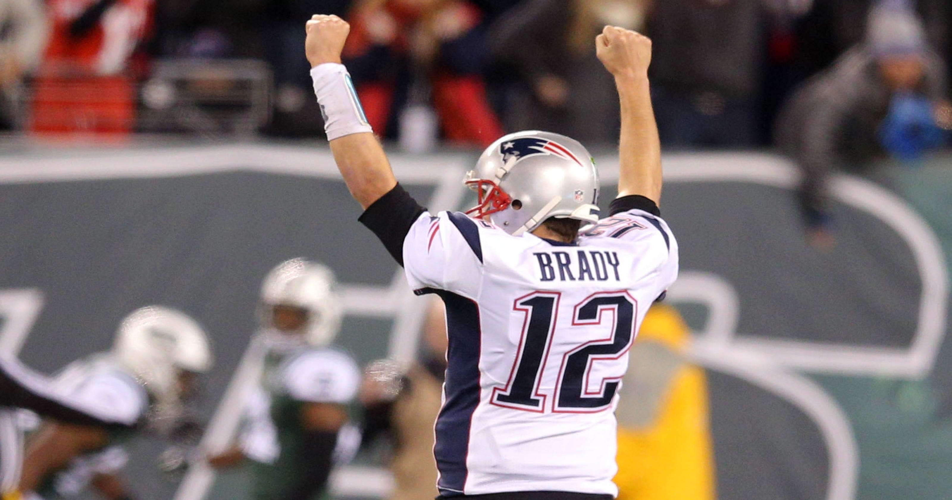 Tom Brady revels in record-tying 200th win with Patriots 578ae9258