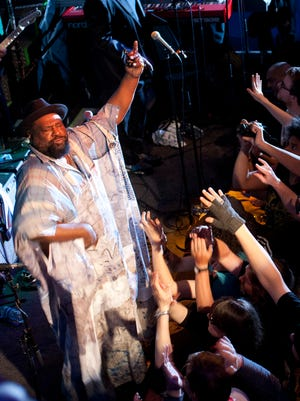 George Clinton and Parliament Funkadelic plays Lafayette Theater this week.