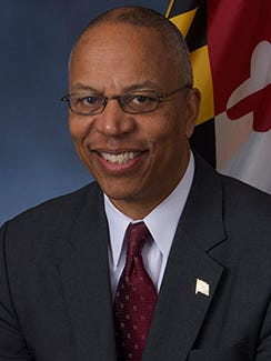 Maryland Lt. Governor Boyd Rutherford is a 2016 spring commencement speaker at Salisbury University.