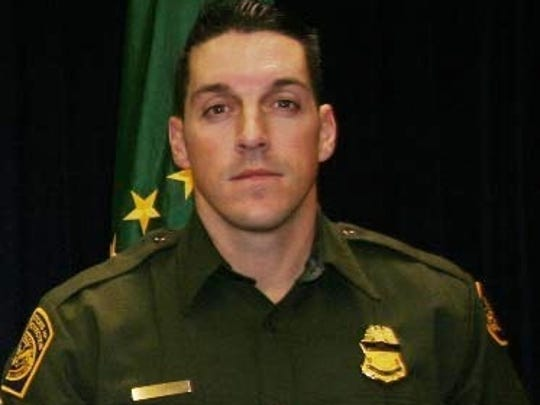Border Patrol Agent Brian Terry