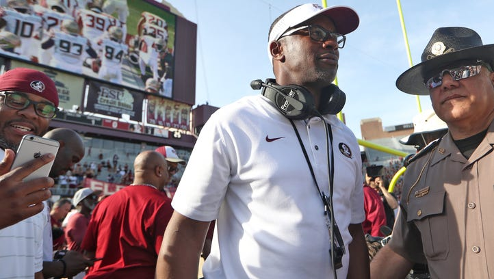 Henry: Fans flocking to see FSU's Taggart