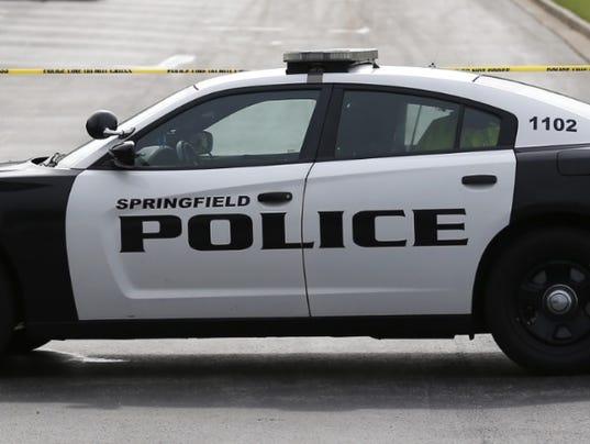 Springfield Police car