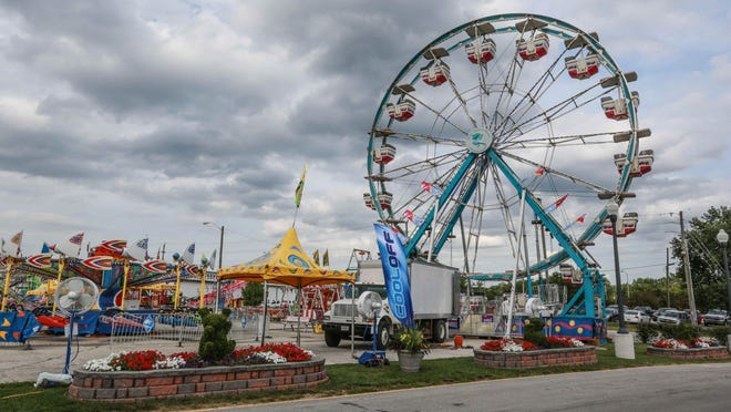 The 17-day Indiana State Fair kicks off Aug. 5 at the Indiana State Fairgrounds. See free concerts, hit up the midway and see a variety of animals. And don't forget the food!