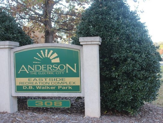 A park on Jefferson Avenue in Anderson is named after