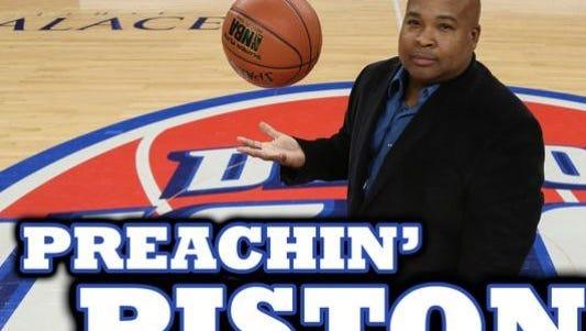 Preachin' Pistons!