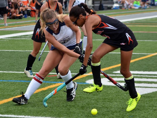 Central York vs Dallastown field hockey