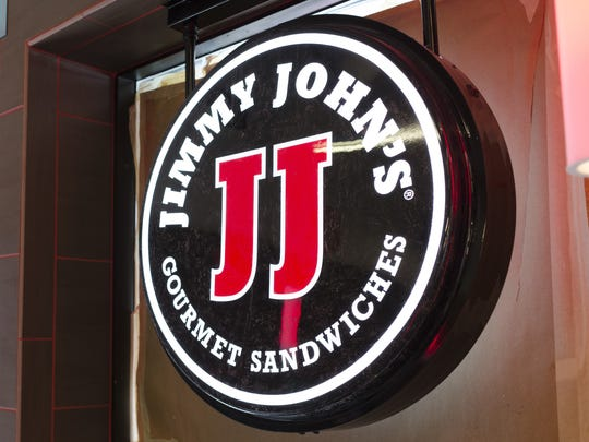 Jimmy John's sub shop, located on South Salisbury Boulevard, is offering $1 subs  Thursday to celebrate its Customer Appreciation Day.