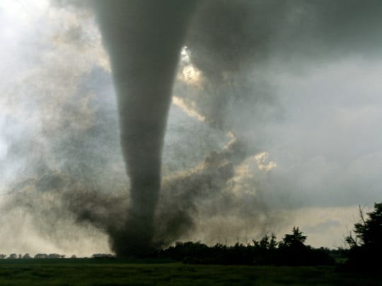 A St. Clair County tornado siren test will take place at 1 p.m. on April 6.