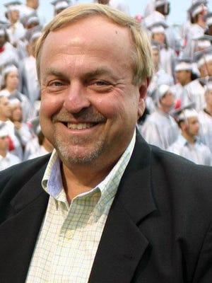 F. John Sbrana is seeking election to Vineland's school board.