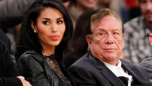 The NBA has banned L.A. Clippers owner Donald Sterling for life and fined him $2.5 million in response to racist comments he made.