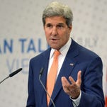 Can Secretary of State John Kerry sift the morals from amid the sands of time?