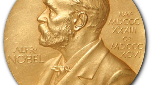 First awarded in 1901, this year's Nobell Prize announcements will roll out Oct. 5-12.
