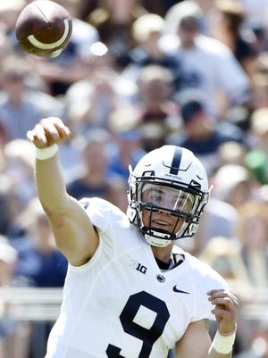 Trace McSorley will be Penn State's new starting quarterback ... as many expected after a strong bowl game, spring practice and preseason camp.