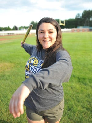 When she started high school, Ponaganset's Angelina Colasante had never thought about throwing the javelin. By the time she was a senior, she had hoped to be a state champion. The only thing that stopped her from reaching that goal was COVID-19.