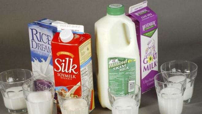 "Rep. Peter Welch, D-VT, has written to the FDA asking that alternative products to dairy such as soy- and almond-derived beverages be banned from using the world ""milk."""