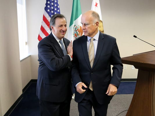 California Governor M_Davi