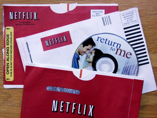 Happy birthday, Netflix! The streaming service turns