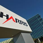 Harris Corp. nearing the completion of its merger with Exelis Inc.