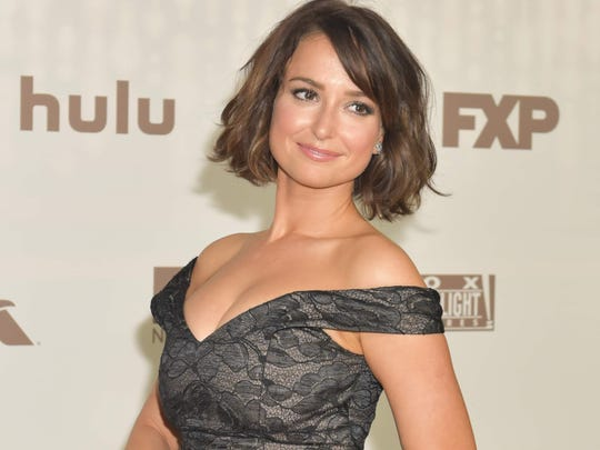 "Milana Vayntrub stars in Indy Shorts film ""Moving Violation."""