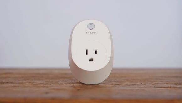 These plugs make your home a little smarter.
