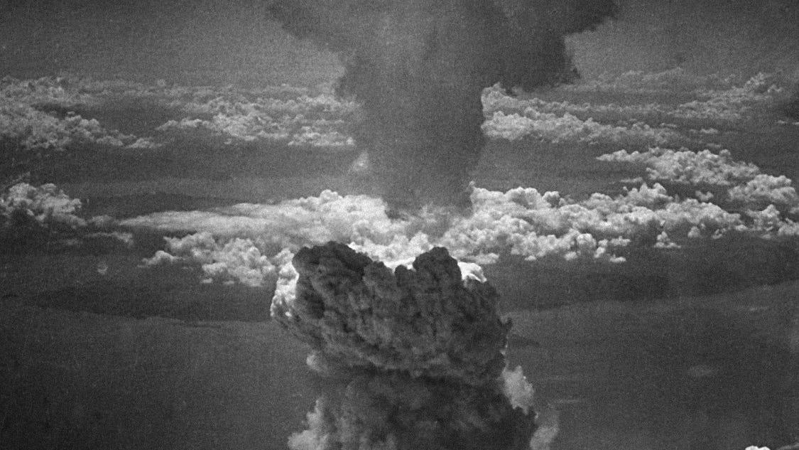 morality of hiroshima and nagasaki essay Book report of hiroshima by essays related to book report of hiroshima by john for the us to drop the atomic bomb on hiroshima and nagasaki.