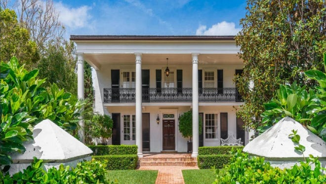 "A 1939 house in a ""Southern Colonial""' style at 315 Tangier Ave. has changed hands for $6.2 million, the price recorded Monday with the deed."
