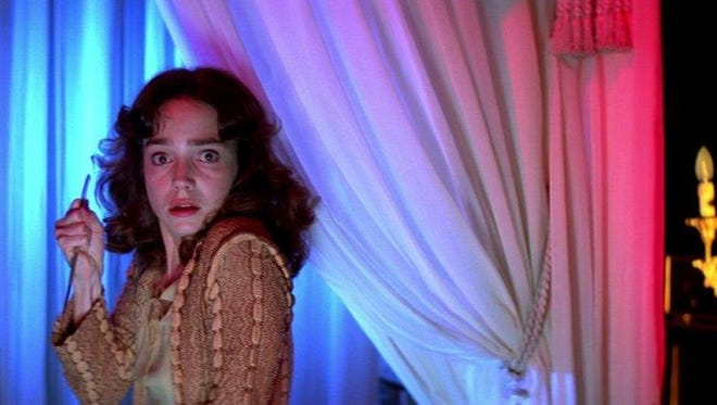"""Boo! A remastered edition of Dario Argento's horror masterpiece """"Suspiria,"""" starring Jessica Harper, is on the schedule of the 20th annual Indie Memphis Film Festival."""