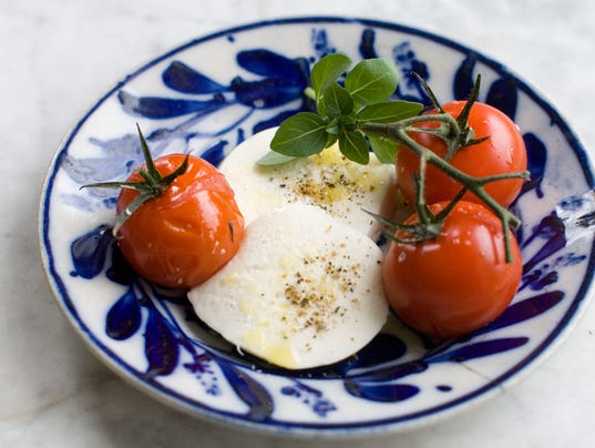 0813 Grilled Tomatoes