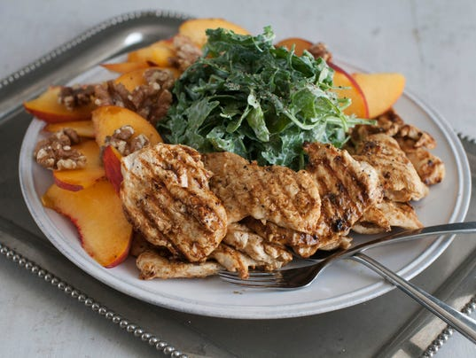 Food Healthy Chicken