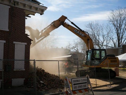 News: Housing demolition