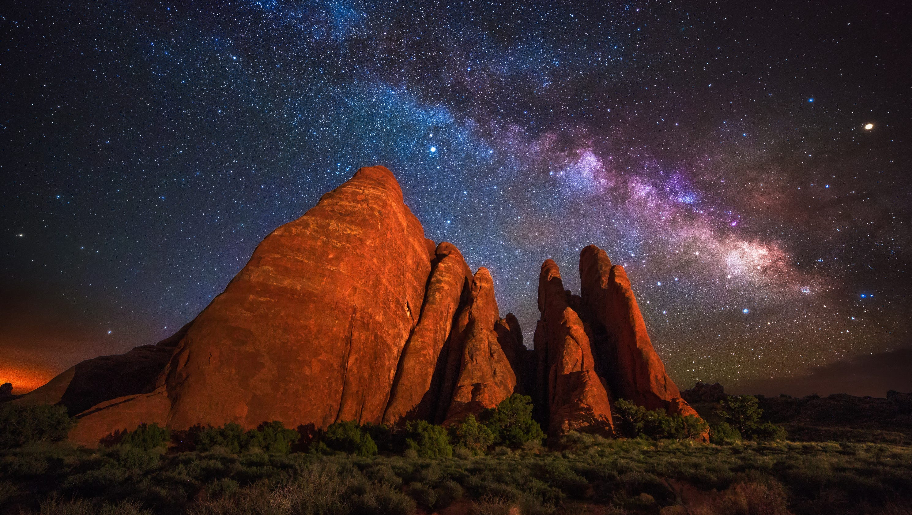 Beautiful Stargazing Opportunities At Public Lands
