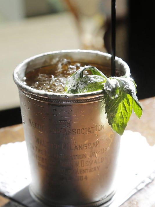 Keys to a great mint julep for Kentucky Derby
