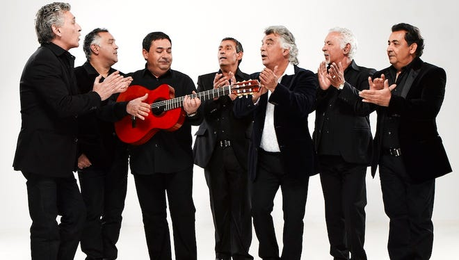 The Gipsy Kings will perform at Comerica Theatre in Phoenix.