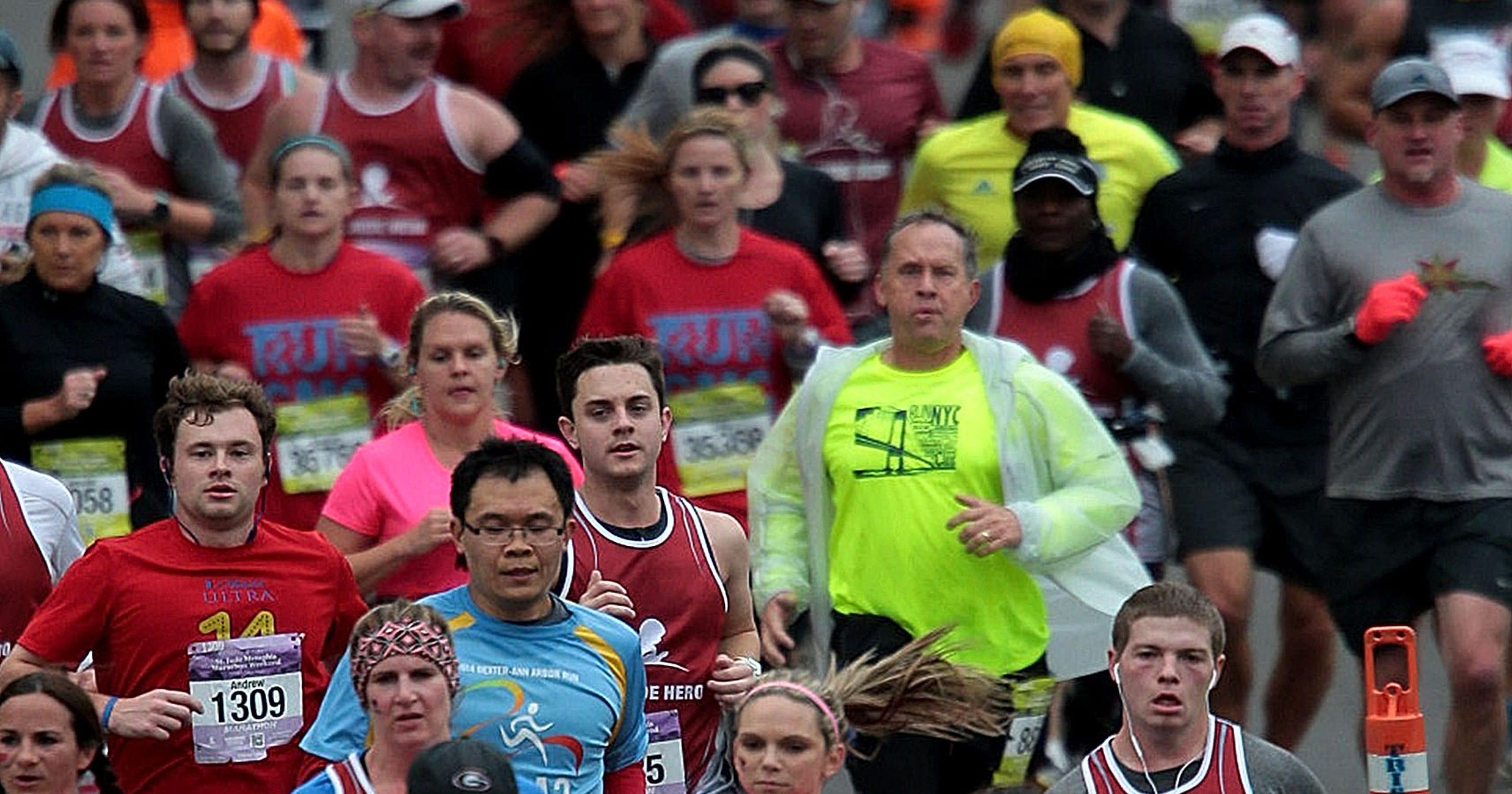 Complete St  Jude Memphis Half-Marathon results