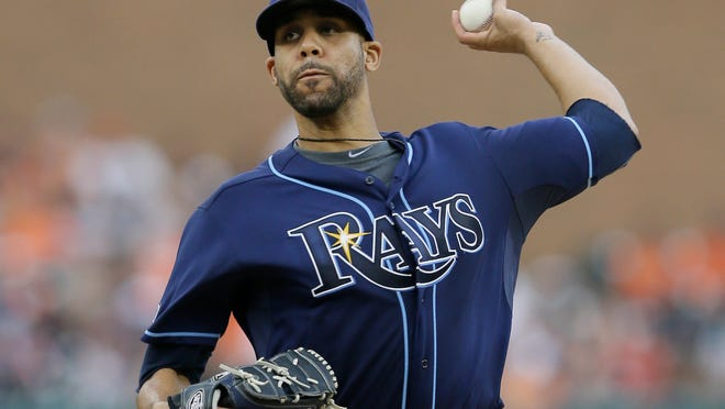 Tampa Bay Rays starting pitcher and former Biscuit David Price is going to his fourth All-Star Game.