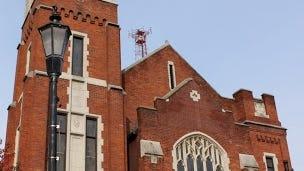 Brockport Baptist.