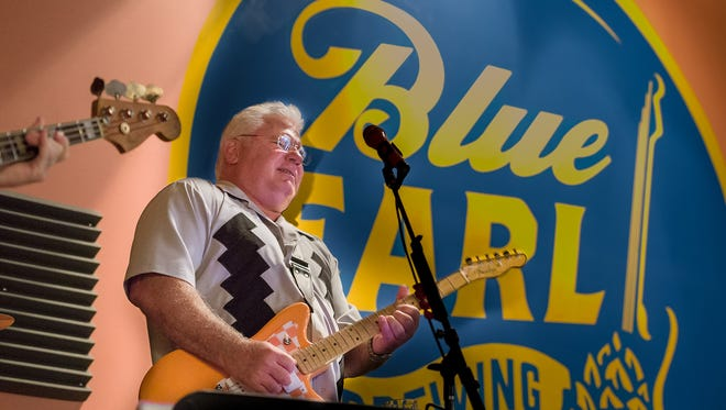 Blue Cat Blues will return to Smyrna's Blue Earl Brewing Co. for Saturday's outdoor Blue Soul Fest.