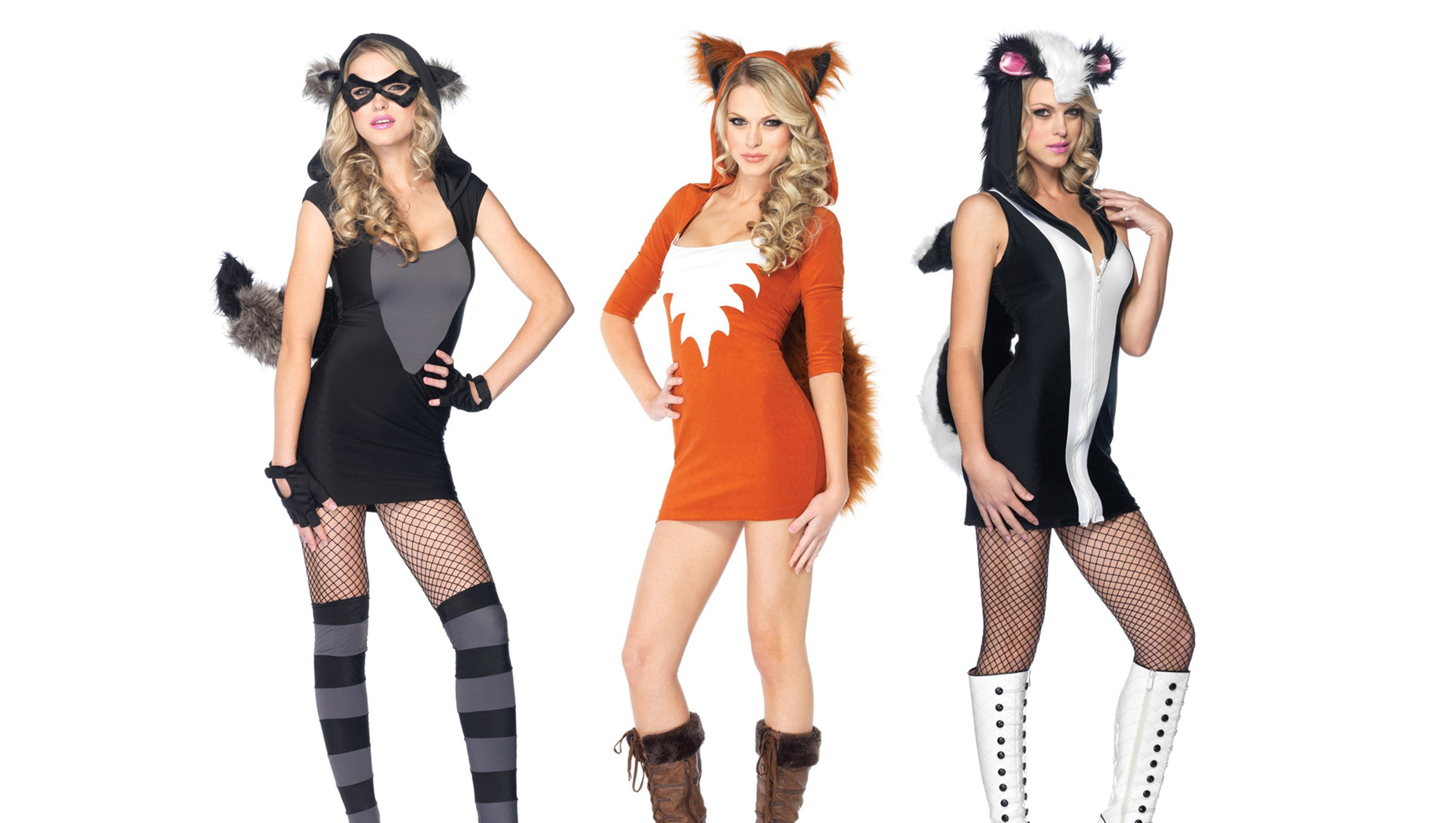 Sexy Halloween costumes: Women just can't win
