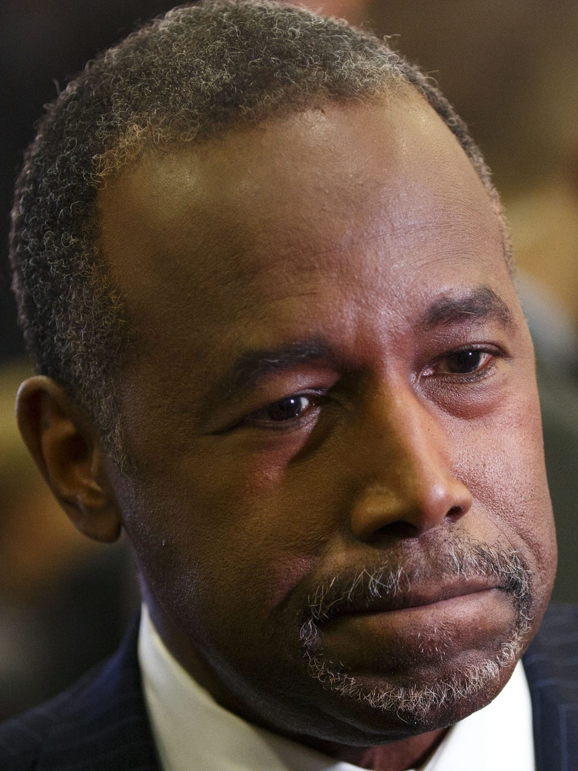 Ben Carson, U.S. secretary of Housing and Urban Development