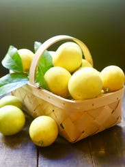 This year, it seems that everyone with a Meyer lemon