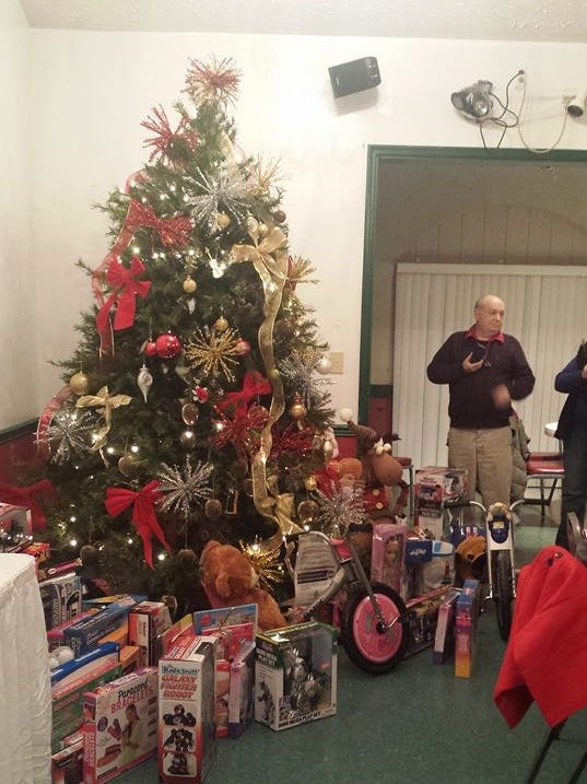 Little Italy toy drive