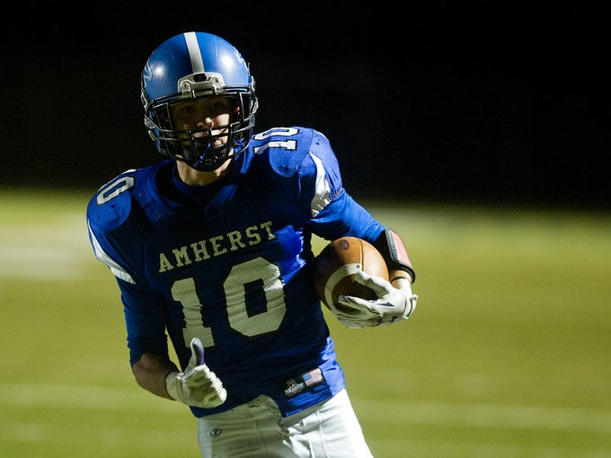 Building a dynasty: Amherst football grows to perennial