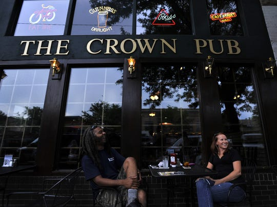 The Crown Pub in Fort Collins.