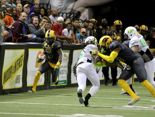WF Nighthawks defeated Nebraska Danger