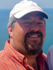 Christopher Larime, 46, of Grosse Pointe Park, Mich.,