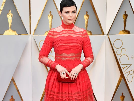 Actor Ginnifer Goodwin attends the 89th Annual Academy