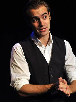 Impressionist Luke Kempner first channeled the characters of 'Downton' while messing about on YouTube.