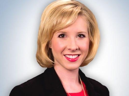Alison Parker, 24, a reporter for WDBJ-TV